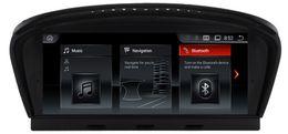 Wholesale navigation for bmw - Android Car DVD Multimedia Player GPS Navigation for BMW 5 series E60 E61 E63 E64 3Series E90 E91 with BT USB 4Core 1280*480