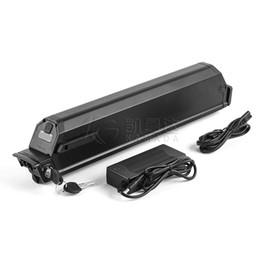 2019 tablet li 3.7v Envío gratis batería reention 48v Plus dorado 48 v 16ah ion litio 18650 celular 500W 850W 750W Bafang motor + 2A cargador
