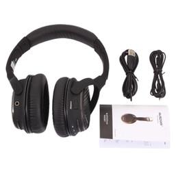 Ausdom M05 V4.0 + EDR Bluetooth casque stéréo avec microphone Fonction d'appel mains libres peut être utilisé à la fois filaire (audio standard 3,5 mm ca ? partir de fabricateur