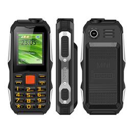 Lager doppelsim online-1,77 Zoll Billig Lager Lots Telefon UNIWA Robuste Dual-SIM-Karte Quad-Band GSM Bluetooth FM-Radio mit leistungsstarker Fackel