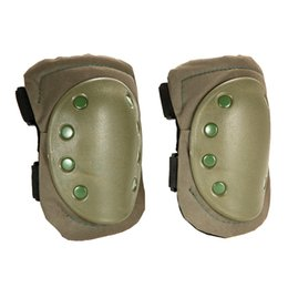 Wholesale paintball padded - Lixada Knee Pad 2PCS Heavy Duty Outdoor Advanced Protective Pad Knee Pads Adjustable Skating Pads for Paintball