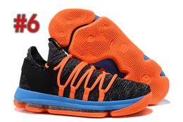 b1d65eaf596ead 2018 HOT Zoom KD 10 Men Basketball Shoes designer shoes Anniversary PE vp KD  X Elite Low Kevin Durant Athletic Sneakers luxury shoes