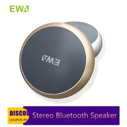 Wholesale mobile bluetooth speaker system - Stereo Mini Bluetooth Speaker Portable Wireless Speaker Sound System 3D Stereo Music Surround Support Bluetooth TF