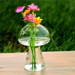 Rabatt Glas Blumen Vase Tisch 2019 Glas Blumen Vase Tisch Im
