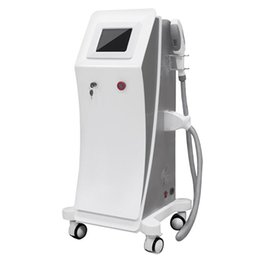 Wholesale Vertical Hair - Factory Price !!! Optimal Pulsed Technology Vertical SHR OPT Hair Removal Machine Powerful Elight IPL Skin Rejuvenation Equipment CE DHL