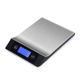 Wholesale Accurate Scales - 5kg 1g Accurate Digital Kitchen Scale Touch Control Kitchen Scale with LCD Display Multifunctional Scale