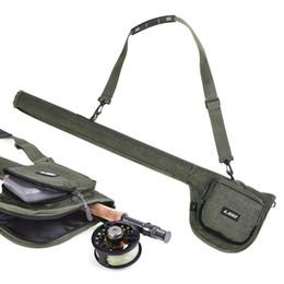Лев 27991 32-дюймовый портативный Рыбалка сумка удочка сумка удочку инструменты кассетницы сумка от