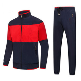 Wholesale Running Free Horses - Fashion horse ball men tracksuits luxury brand tracksuits for men new sport running casual hoodies and pants men free shipping