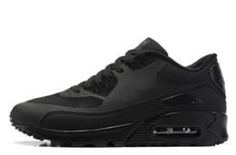 Sapatos de par on-line-NIKE AIR MAX 90 ULTRA 2.0 ESSENTIAL Atacado 90 Pares Baratos DOURADO BOM SONHO Design de Luxo Da Marca Sapatos Ultra Homens 2.0 Sneakers Essencial Running Man Tamanho Eur 40-46 Tamanho sapatos