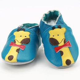 Wholesale Pink Newborn Booties - [simfamily]Baby Shoes Walkers Crib Booties For Infant Girls Shoes Sneakers Moccasins Newborn Toddler Children Boys Sapatinho