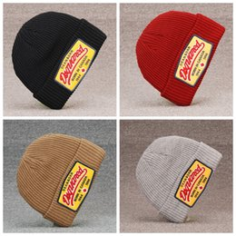 d626cc7c7070e DS2 New Style Cotton Beanies Embroidery Skull Cap Skiing Knitted Hats D2  Winter Warm Hats Men Women Fashion Couple Hat Hip Hop Sport Cap