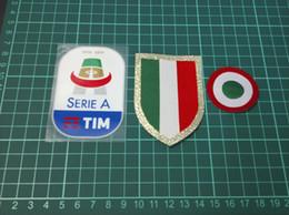 5501120d94 juventus patch Silicone Italia Calcio red coppa Italia Circle Scudetto  Scudetto 18 19 Italy Cup Serie A patch serie a patches on sale