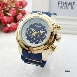 Wholesale Blue Water Watches - Swiss brand AAA ETA Watches DZ men's Outdoor sports watches relogio masculino wristwatch military watch good gift INVICTA dropship