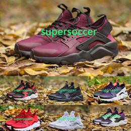 f6a7e15745 Venda quente Runing Shoes Huraches Das Mulheres Dos Homens Tênis Zapatillas  Deportivas Sapatos de Desporto Formadores Huarache desconto sapatas quentes  dos ...