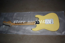 Wholesale Electric Guitar Left Hand - Left Hand Guitar Cream Electric Guitar New Arrival Wholesale Free Shipping