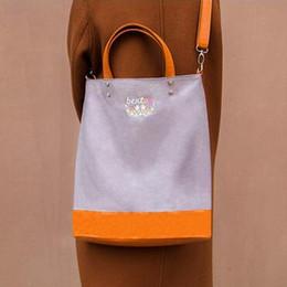 01a1b45ee867 book bags plain NZ - Handbags Large Capacity Tote Shoulder Bag Travel  Laptop Bags School Student
