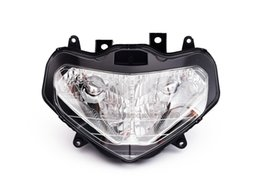 Wholesale Gsxr K2 - Headlight For Suzuki 2001-2003 GSXR 600 750 GSXR 1000 Head Light 01 -03 K1 K2