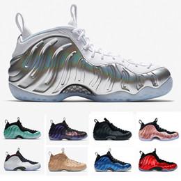sports shoes 1916d b1d13 schaumluft Rabatt 2019 neue Penny Hardaway Herren Basketball-Schuhe für  Männer Alternative Galaxy Legion Grüne