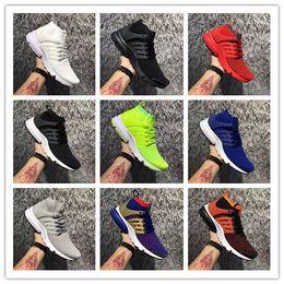 Wholesale Presto Running Woman - Running Shoes Air PRESTO BR QS Breathe Black White Mens Basketball Shoes Sneakers Women Running Shoes For Men Sports Shoe,Walking designer s