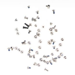 Wholesale iphone full set - YVBOX Complete Screw Set Replacement For iPhone 5S 5 5C SE 6 Plus 6S 7 8 Plus X Full Set Screws with 5 Star Pentalobe Bottom Screws