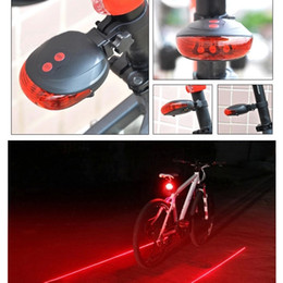 Argentina Accesorios de bicicleta super brillante carretera de bicicleta de montaña luz de advertencia de seguridad de la linterna luz trasera bicicleta LED luz de advertencia Suministro