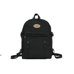2019 sacos da lona da lona do estilo de japão Moda Mochilas Escolares para Meninas Adolescentes Lona Mulheres Laptop Back Pack Feminino Bonito Japão e Estilo Coreano Mochila Sacos De Viagem sacos da lona da lona do estilo de japão barato