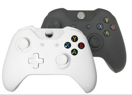 Fabricante OEM Controlador Sem Fio Gamepad Precise Thumb Joystick Gamepad Para Xbox One para Microsoft X-BOX Controller com pacote de varejo de Fornecedores de tv tronsmart