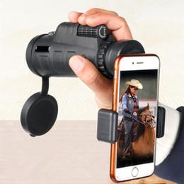 Универсальный держатель объектива онлайн-Универсальный Ouedoor мобильный телефон объектив камеры 35x50 зум оптический монокуляр телескоп объектив держатель для смартфонов наблюдения кемпинг