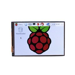 Display LCD MPI3508 Touch Screen USB da 3.5 pollici Real HD 1920x1080 per Raspberry Pi 3/2 / B + / B / A + da 3.5 schermo di lampone pi fornitori