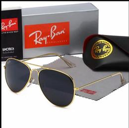 Gafas de sol para el día noche online-Gafas de sol gafas de sol masculinas gafas sapo impulsor dedicado visión nocturna y decoloración del conductor, día y noche con caja
