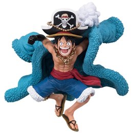 Anime One Piece Ichiban Kuji Monkey D Luffy 20th Anniversary Ver Action & Toy Figures Pvc Figure Collectible Model Toy Buy One Give One