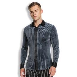 592e83452e new long sleeves men latin dance shirt ballroom shirt adult dance top male  wear modern clothes