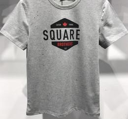Wholesale gym t shirts for men - T Shirt For Men Short Sleeve Cotton Man Casual Slim Fit T-Shirt Fashion Tshirts Men's Clothing Gym DT317