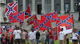 2019 конфетти серебро оптом Флаг Конфедерации повстанцев Гражданская война Флаг Конфедерации Битва Флаги Конфедерации Две стороны Печатный флаг Национальные флаги из полиэстера 2020