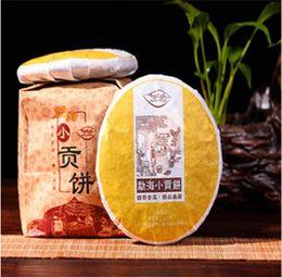 Hot C-PE082 Pu erh mûr de haute qualité, soins de santé puer thé 100g, thé amincissant Meng Hai vieil arbre, matériaux gu shu ? partir de fabricateur