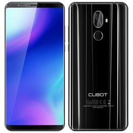 Wholesale Touch Screen Cubot - CUBOT X18 plus 6.0inch Octa Core Android 8.0 SmartPhone 4G RAM 64G ROM 4000mAh Battery WCDMA Camera With Fingerprint Mobile Phone