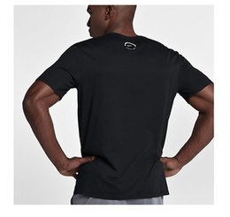 Wholesale Long Sleeve T Shirt 3xl - Men's T-Shirt Sports Extended T-Shirt Men's Clothing Curved Hem Long Line Tops Fashion Tee Summer Basketball Wear