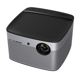 Wholesale Dlp Projector Android - XGIMI H1S DLP Projector 1080P 1100 Ansi Full HD 3D 4K Projector Android Bluetooth Airplay Home Theater Beamer Proyector