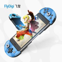 Controller di gioco wireless Bluetooth Gamepad per iOS per pulsanti Android Batteria antiscivolo Stretching Telecomando Joystick supplier battery stretch da tratto della batteria fornitori