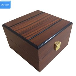 wholesale items china Canada - Suitable for high grade wooden OEM custom watch box, china packaging boxes supply coffret montres packaging boxes custom item