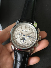 Wholesale Transparent Glass Wrist Watch - Top quality luxury watch for men mechanical automatic watches stainless wrist watch Transparent Glass Back Leather strap p07