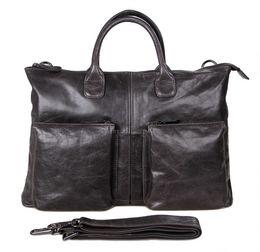 2019 jmd leather bags Гостевой дом jmd из натуральной кожи кожаные сумки для ноутбуков портфолио деловая сумка 7241J скидка jmd leather bags