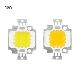 Wholesale Epistar Chip Led Cob - High power 10W 20W 30W 50W 100W Integrated Chip LED Light IC lamp 24 * 44Mil SMD LED COB Chips Flood light Warm White  White