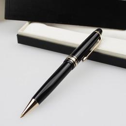 Логос онлайн-Meister Pen Монте шариковая ручка Пенне Германия логотип ручки PIX канцелярские принадлежности смолы бланк ручка для человека Classique резьба логотип канцелярские