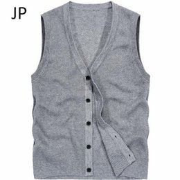fde6f0ec9c new style official causal knitted vest