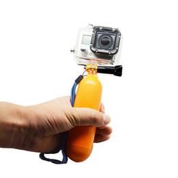 Accessoires de caméra d'action de poignée de monopied flottants pour héros 4 3+ 2 1 SJCAM SJ4000 SJ5000 Caméra de sport Millet Easy ? partir de fabricateur