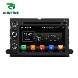 ford dvd navigation Rabatt 4GB RAM Android 8.0 Octa Kern Auto DVD GPS Spieler Navigation Stereo für FORD Fusion / Explorer / Edge / Ford 500 / Ford F150 / Ford F250 / Ford F350 / F450