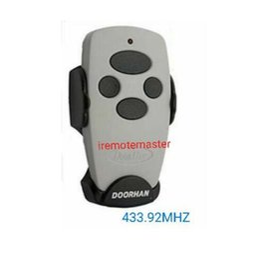 Reemplazo de control remoto DOORHAN código 433.92 mhz muy 2018 desde fabricantes