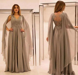 e14bac33a9b Discount modest plus size mother bride dresses - 2018 Modest Chiffon A Line  Mother Of The