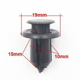 Wholesale auto bumper covers - Expansion Rivet For General Auto Bumper Fascia Cover Push-Type Retainer Fastener Clip